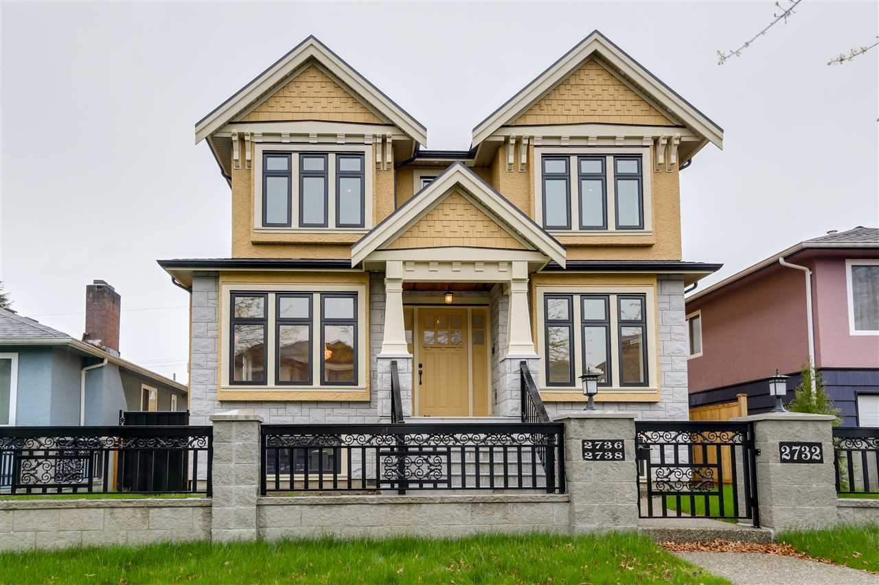 Main Photo: 2732 E 53RD AVENUE in Vancouver: Killarney VE House for sale (Vancouver East)  : MLS(r) # R2056609