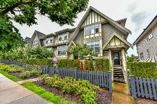 Main Photo: 8 8089 209 STREET in Langley: Willoughby Heights Townhouse for sale : MLS(r) # R2078211