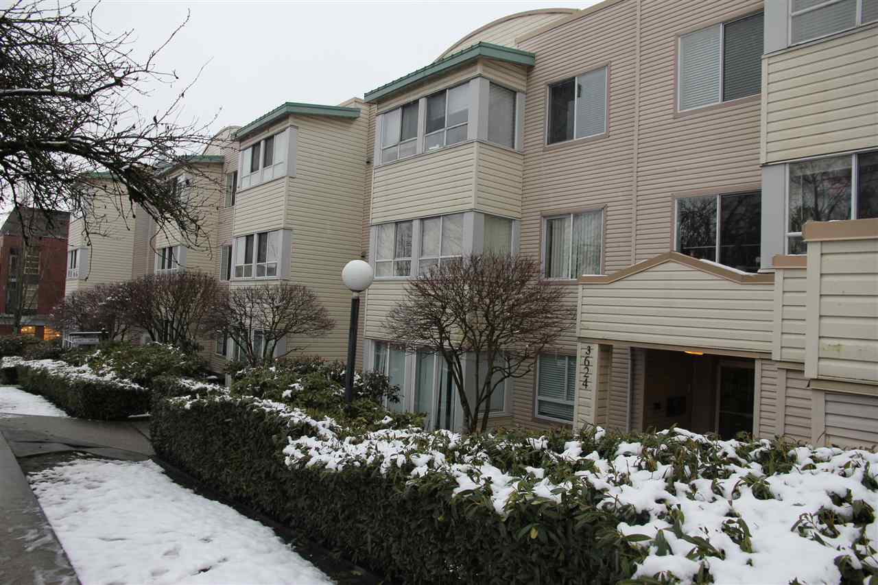 Main Photo: 102 3624 FRASER STREET in Vancouver: Fraser VE Condo for sale (Vancouver East)  : MLS® # R2144581