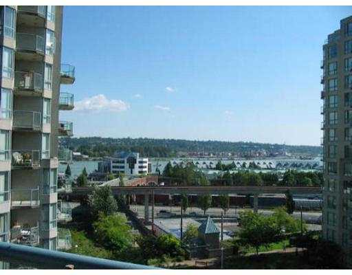 "Photo 2: 702 838 AGNES ST in New Westminster: Downtown NW Condo for sale in ""WESTMINSTER TOWER"" : MLS® # V553503"