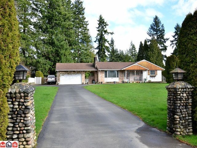 Main Photo: 5844 132ND Street in Surrey: Panorama Ridge House for sale : MLS® # F1206809