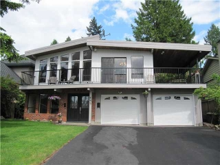 Main Photo: 433 SELMAN Street in Coquitlam: Coquitlam West House for sale : MLS® # V979369