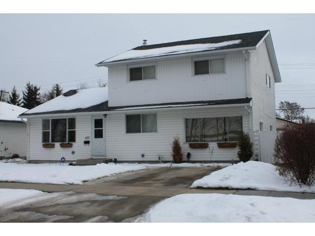 Main Photo: 517 Shelley Street in WINNIPEG: Westwood / Crestview Residential for sale (West Winnipeg)  : MLS® # 1223446
