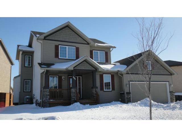 Main Photo: 131 Remi Claeys Crescent in WINNIPEG: Transcona Residential for sale (North East Winnipeg)  : MLS® # 1303804