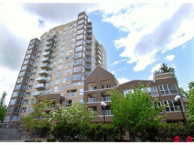 "Main Photo: 1403 9830 WHALLEY Boulevard in Surrey: Whalley Condo for sale in ""Balmoral Tower"" (North Surrey)  : MLS®# F1311963"