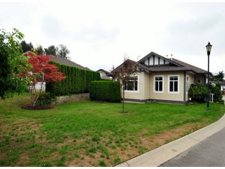 "Main Photo: # 146 33751 7TH AV in Mission: Mission BC House for sale in ""Heritage Park Place"" : MLS® # F1321007"