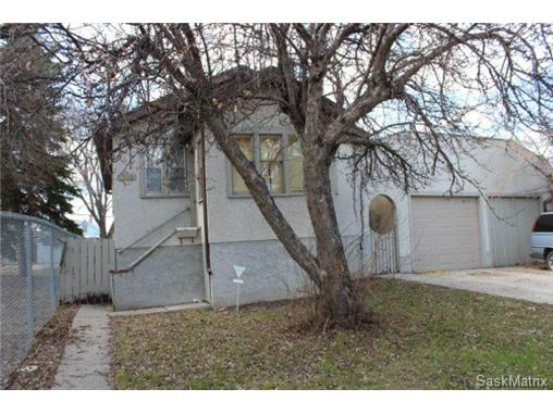 Main Photo: 1936 BRODER STREET in Regina: General Hospital Residential for sale (Regina Area 03)  : MLS® # 498710