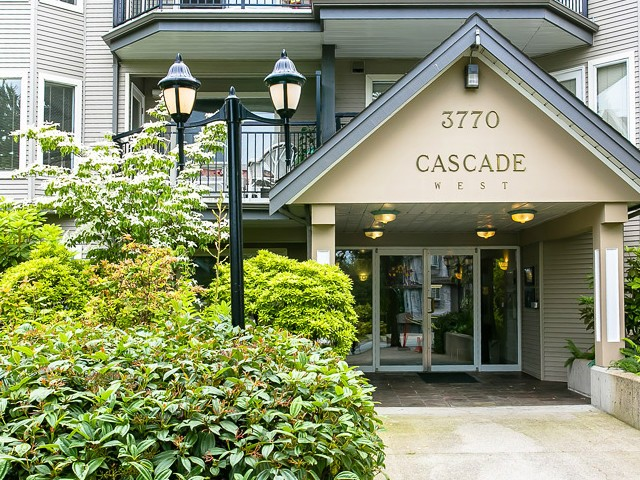 "Main Photo: 120 3770 MANOR Street in Burnaby: Central BN Condo for sale in ""CASCADE WEST"" (Burnaby North)  : MLS® # V1073531"
