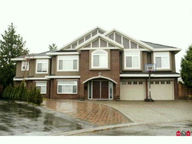 Main Photo: 13287 MELVILLE Place in Surrey: Queen Mary Park Surrey House for sale : MLS® # F1421178