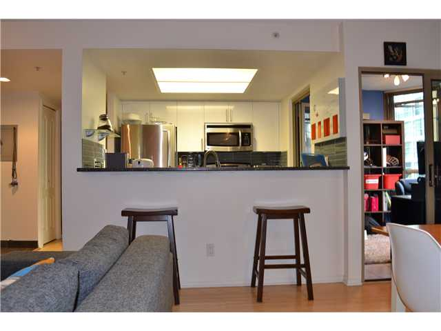 Photo 4: # 1102 867 HAMILTON ST in Vancouver: Downtown VW Condo for sale (Vancouver West)  : MLS® # V1083675