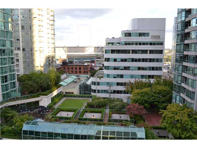 Main Photo: # 1102 867 HAMILTON ST in Vancouver: Downtown VW Condo for sale (Vancouver West)  : MLS® # V1083675