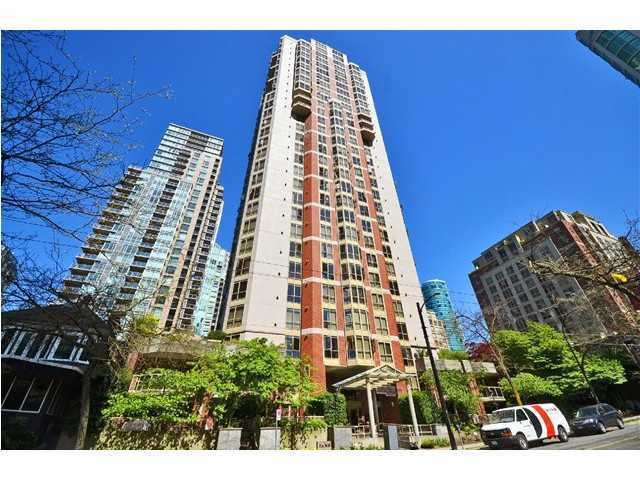 Photo 8: # 1102 867 HAMILTON ST in Vancouver: Downtown VW Condo for sale (Vancouver West)  : MLS® # V1083675