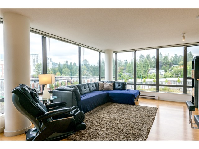 Photo 6: # 408 400 CAPILANO RD in Port Moody: Port Moody Centre Condo for sale : MLS® # V1084044