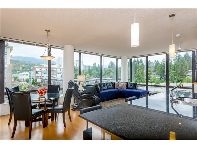 Photo 5: # 408 400 CAPILANO RD in Port Moody: Port Moody Centre Condo for sale : MLS® # V1084044