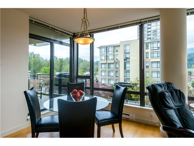 Photo 4: # 408 400 CAPILANO RD in Port Moody: Port Moody Centre Condo for sale : MLS® # V1084044
