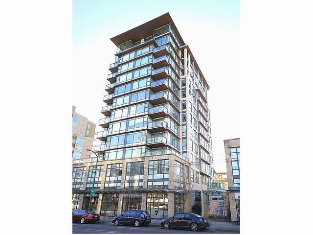 Main Photo: 902 1068 W Broadway Avenue in Vancouver: Fairview VW Condo for sale (Vancouver West)  : MLS®# V1097621