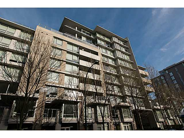Main Photo: # 204 1675 W 8TH AV in Vancouver: Fairview VW Condo for sale (Vancouver West)  : MLS® # V1115162