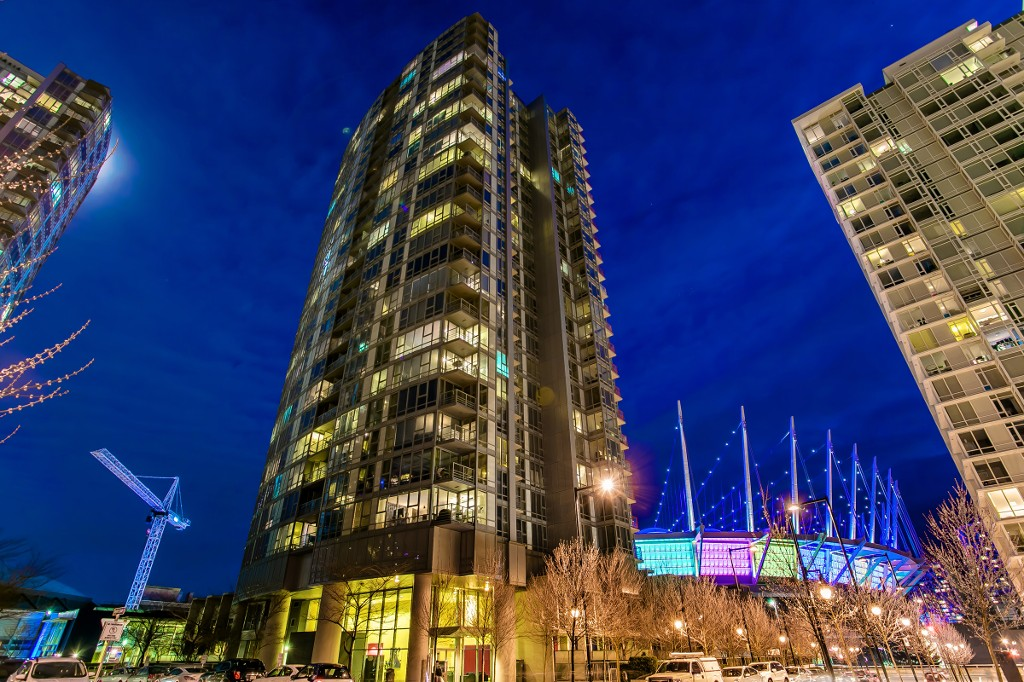 Main Photo: #2309 668 Citadel Parade in Vancouver: Downtown VW Condo for sale (Vancouver West)  : MLS® # V1065805