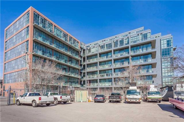 Photo 9: 5 Hanna Ave Unit #445 in Toronto: Niagara Condo for sale (Toronto C01)  : MLS(r) # C3542840