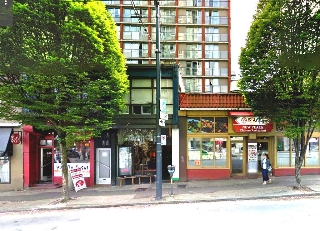Main Photo: ~ 700 SQ FT RESTAURANT~ in : Downtown Business Only for lease (Vancouver West)  : MLS® # C8008456