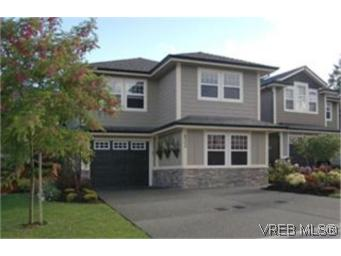 Main Photo: 833 Gannet Court in VICTORIA: La Bear Mountain Single Family Detached for sale (Langford)  : MLS® # 245011