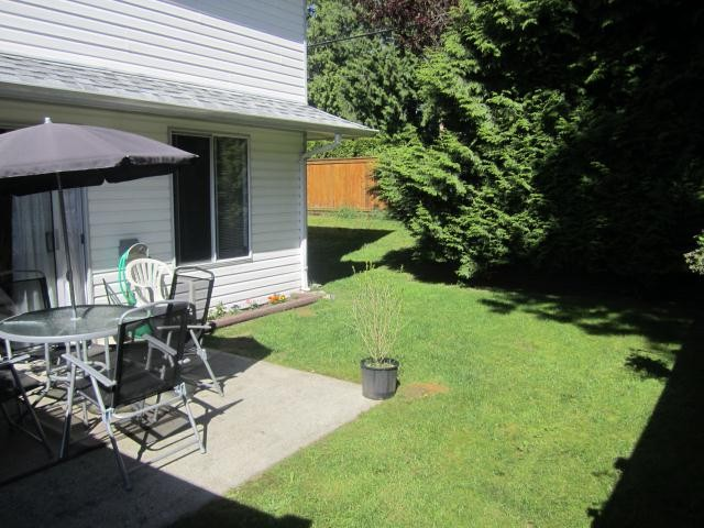 Main Photo: 1 11757 207TH Street in Maple Ridge: Southwest Maple Ridge Townhouse for sale : MLS®# V945699