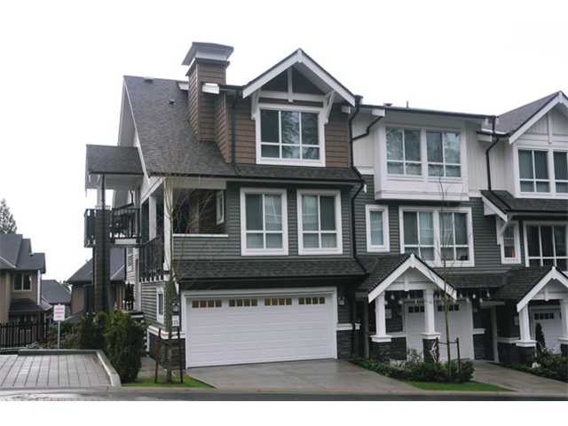 "Main Photo: 115 1460 SOUTHVIEW Street in Coquitlam: Burke Mountain Townhouse for sale in ""CEDAR CREEK"" : MLS® # V984770"