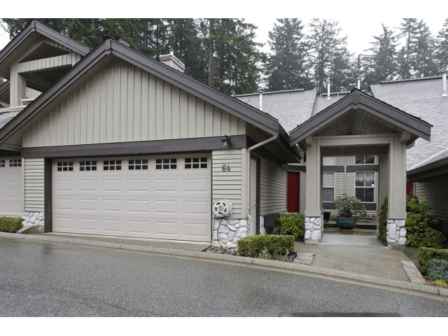 "Main Photo: # 64 1550 LARKHALL CR in North Vancouver: Northlands Townhouse for sale in ""NAHANEE WOODS"" : MLS® # V994915"