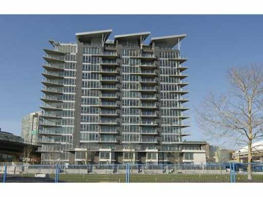 Main Photo: # 1507 980 COOPERAGE WY in Vancouver: Yaletown Condo for sale (Vancouver West)  : MLS® # V1043084