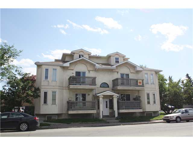 Main Photo: 8 3707 16 Avenue SE in CALGARY: Forest Lawn Condo for sale (Calgary)  : MLS® # C3626661