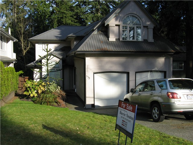 Main Photo: 539 LINTON ST in Coquitlam: Central Coquitlam House for sale : MLS® # V1108692