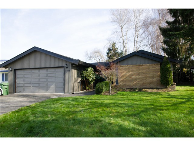 Main Photo: 10700 ARGENTIA DR in Richmond: Steveston North House for sale : MLS®# V1109888