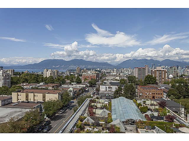 Photo 20: # 425 1445 MARPOLE AV in Vancouver: Fairview VW Condo for sale (Vancouver West)  : MLS® # V1136425