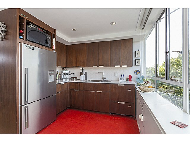 Photo 14: # 425 1445 MARPOLE AV in Vancouver: Fairview VW Condo for sale (Vancouver West)  : MLS® # V1136425