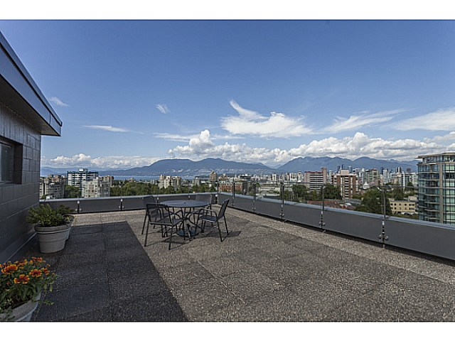 Photo 18: # 425 1445 MARPOLE AV in Vancouver: Fairview VW Condo for sale (Vancouver West)  : MLS® # V1136425