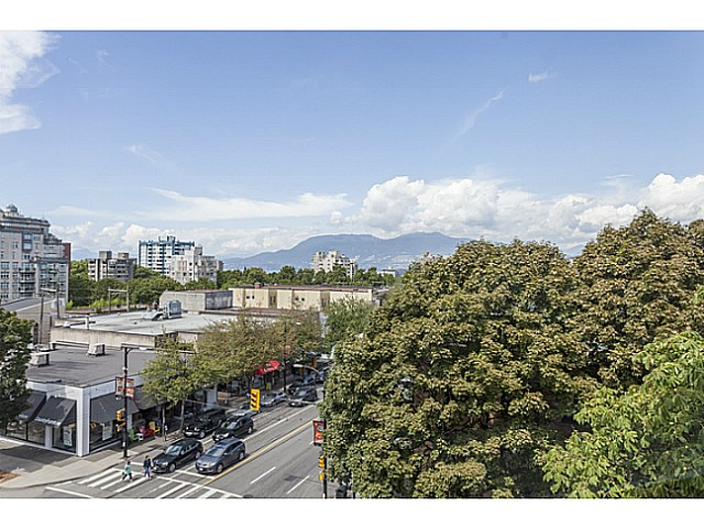 Photo 15: # 425 1445 MARPOLE AV in Vancouver: Fairview VW Condo for sale (Vancouver West)  : MLS® # V1136425