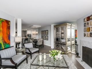 Main Photo: 707 1450 Pennyfarthing Drive in Vancouver: Condo for sale