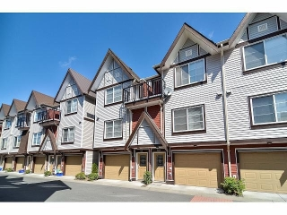 Main Photo: : Townhouse for sale : MLS® # f1419516