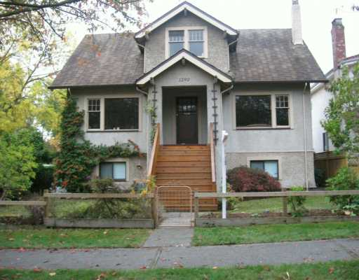 Main Photo: 1290 E 19TH Ave in Vancouver: Knight House for sale (Vancouver East)  : MLS® # V616808