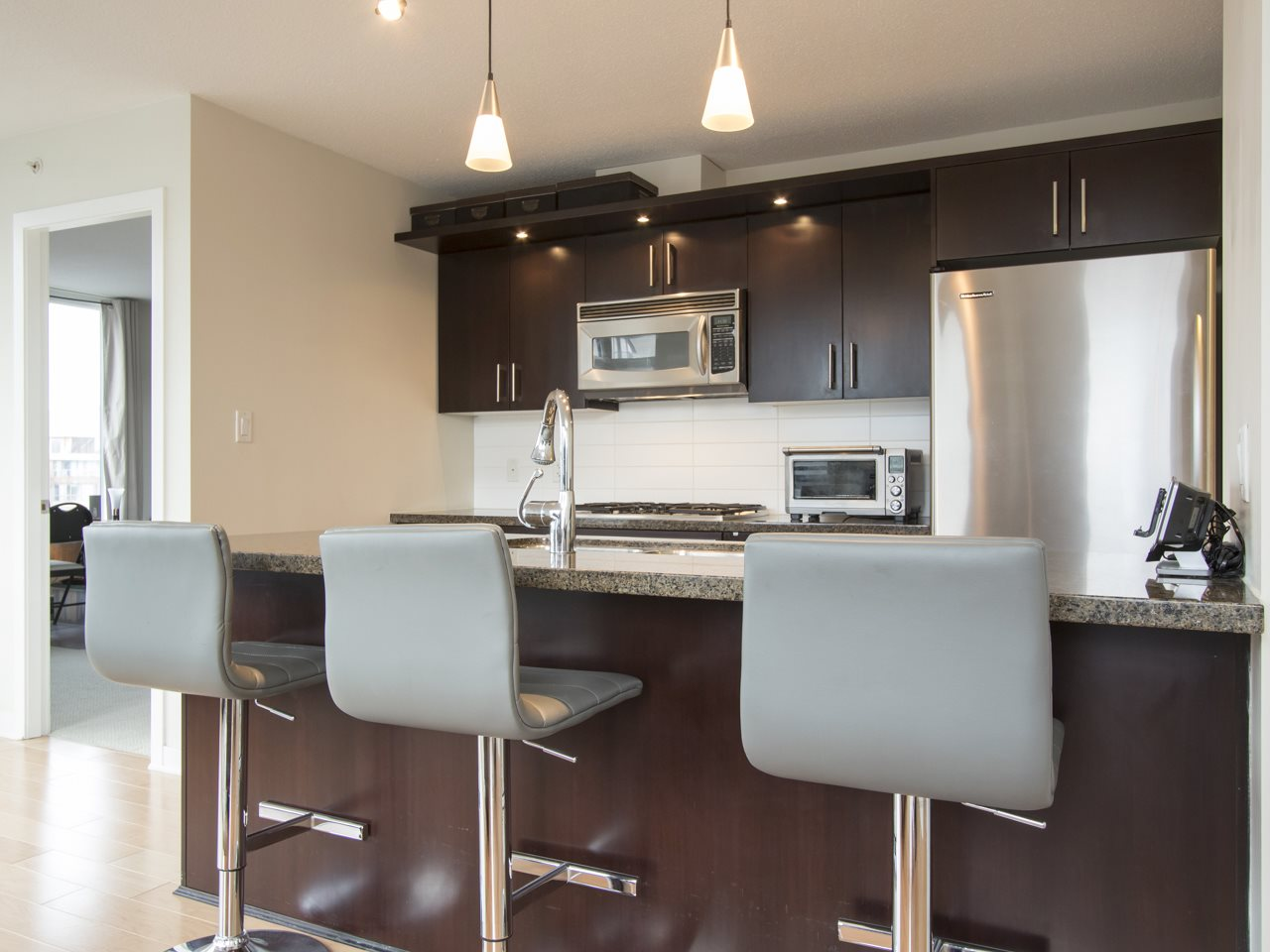 Photo 8: 1002 1650 W 7TH AVENUE in Vancouver: Fairview VW Condo for sale (Vancouver West)  : MLS® # R2022214