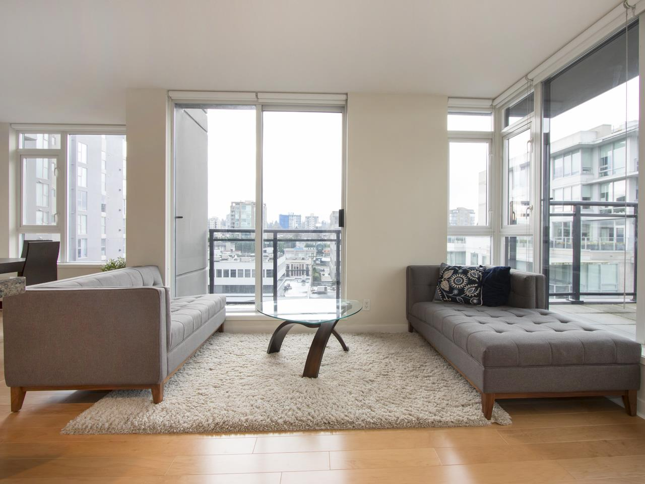 Photo 5: 1002 1650 W 7TH AVENUE in Vancouver: Fairview VW Condo for sale (Vancouver West)  : MLS® # R2022214