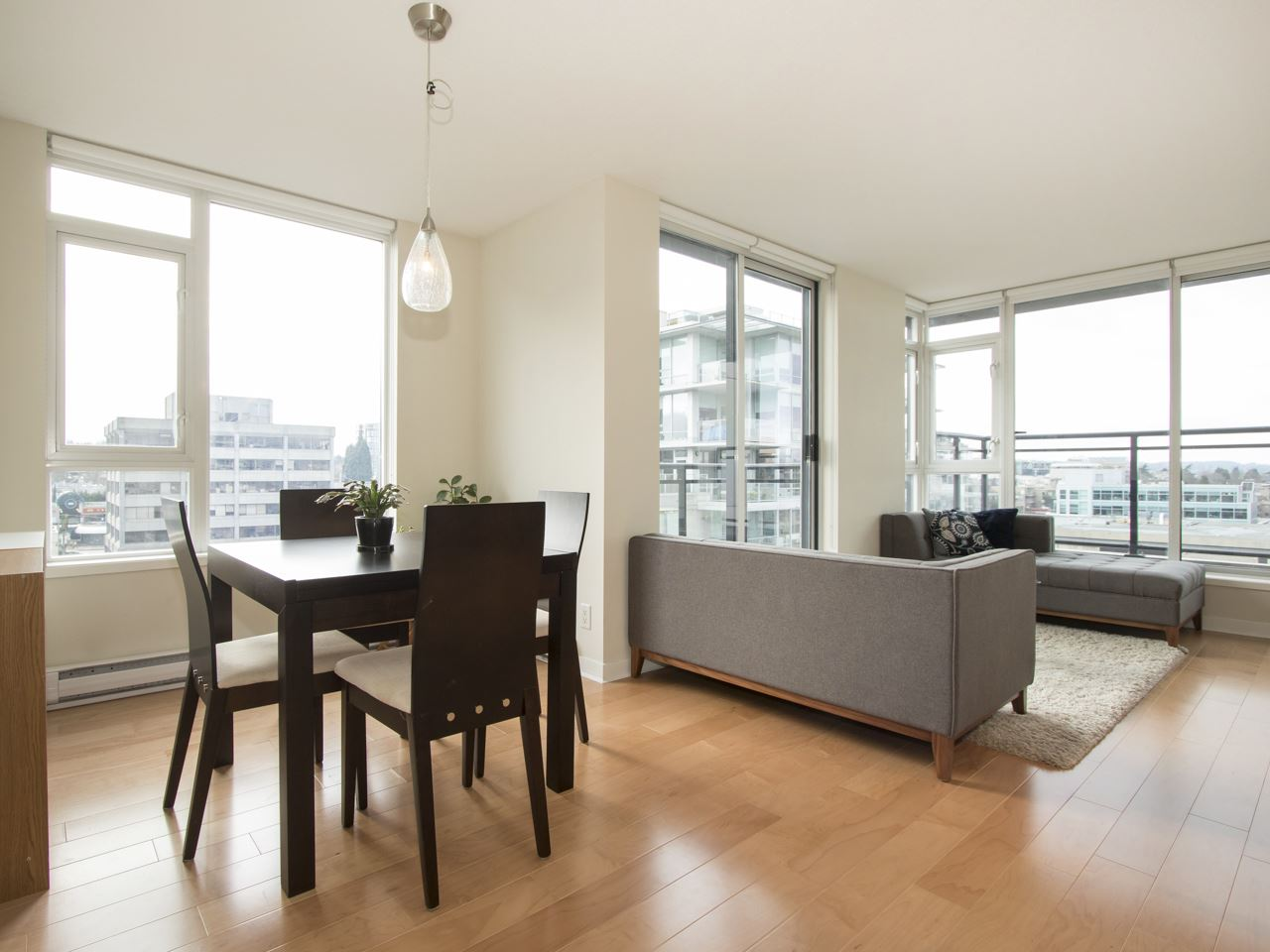 Photo 2: 1002 1650 W 7TH AVENUE in Vancouver: Fairview VW Condo for sale (Vancouver West)  : MLS® # R2022214