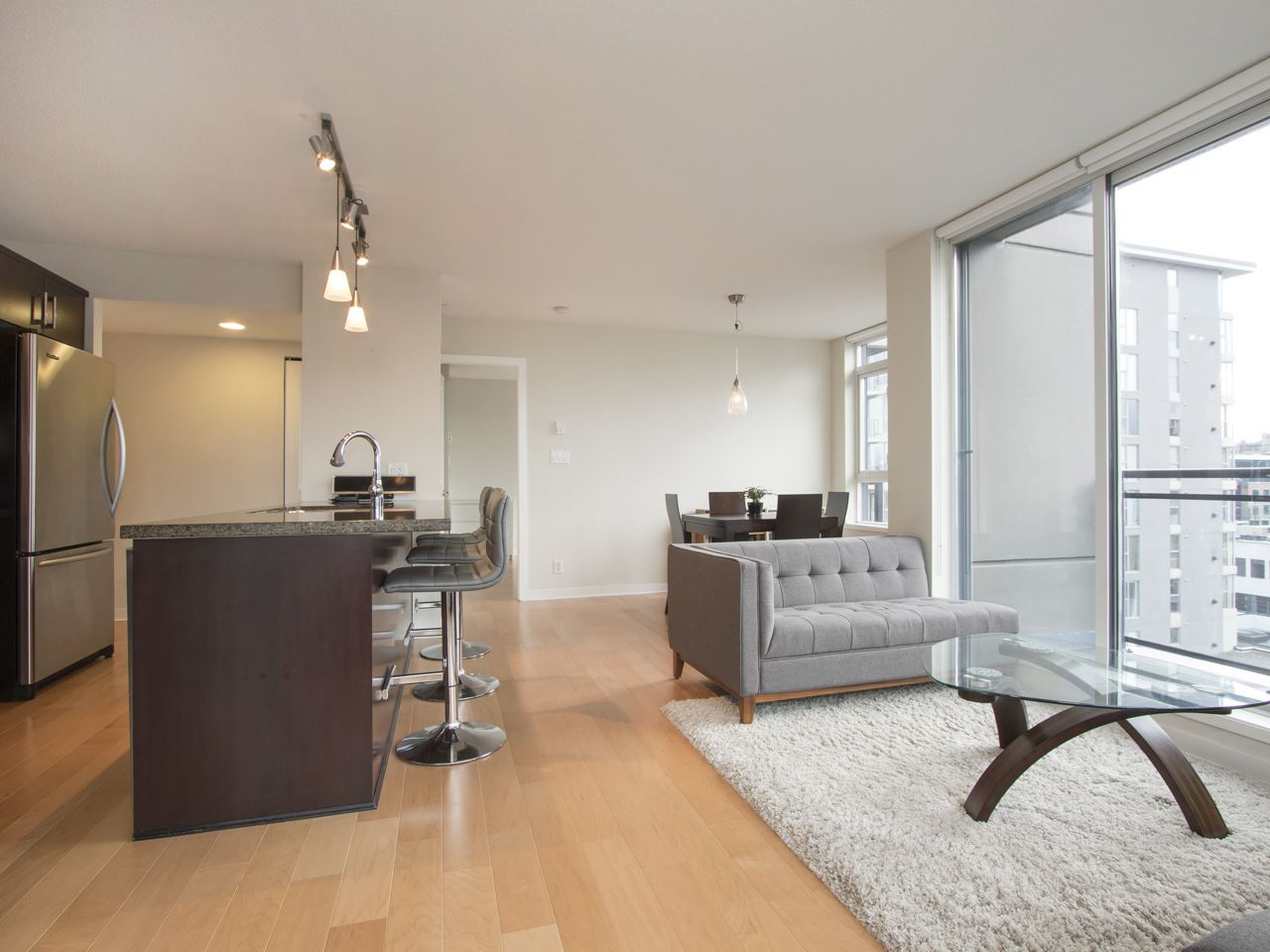 Photo 4: 1002 1650 W 7TH AVENUE in Vancouver: Fairview VW Condo for sale (Vancouver West)  : MLS® # R2022214