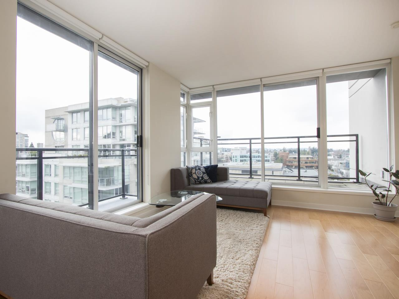 Main Photo: 1002 1650 W 7TH AVENUE in Vancouver: Fairview VW Condo for sale (Vancouver West)  : MLS®# R2022214