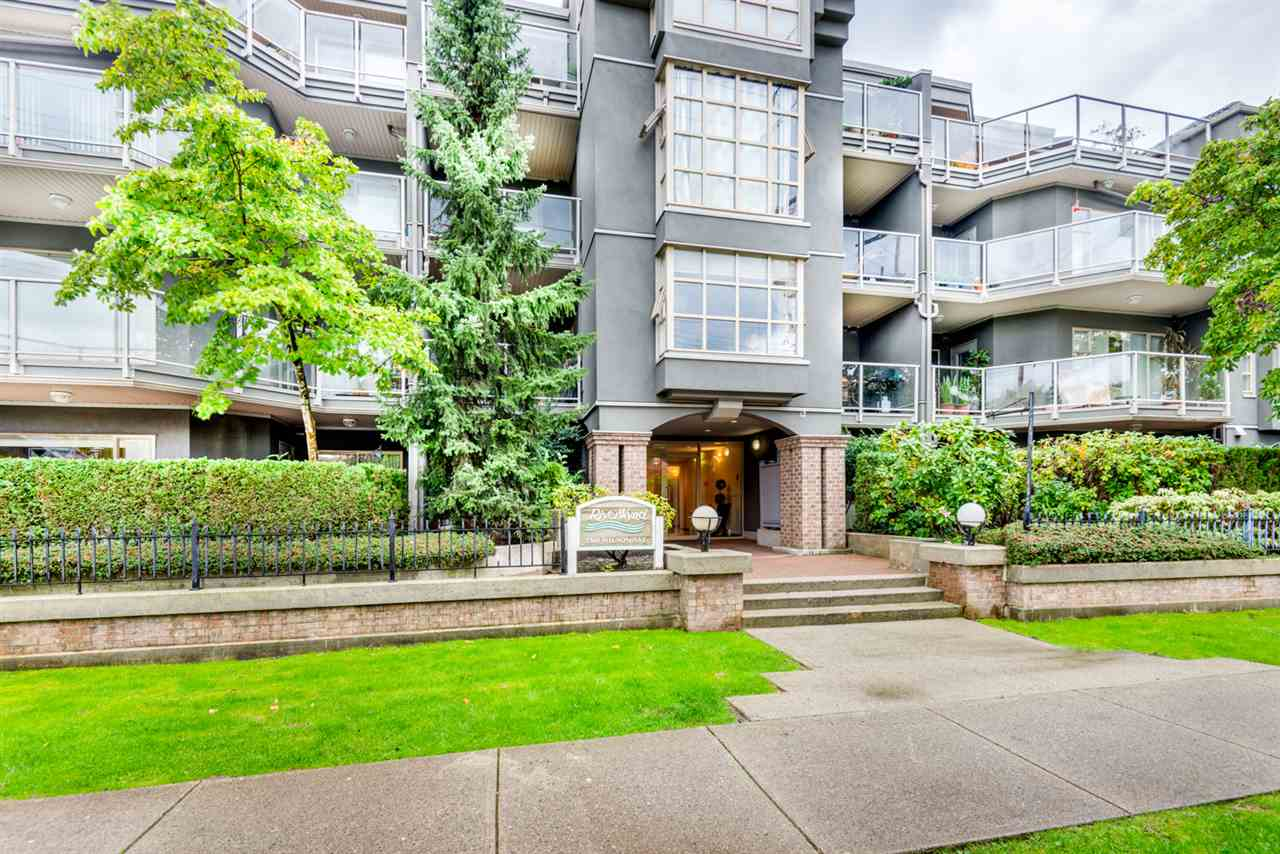 Main Photo: 201 2360 WILSON AVENUE in Port Coquitlam: Central Pt Coquitlam Condo for sale : MLS® # R2128900