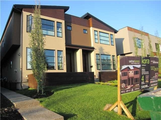 Main Photo: 2 1735 36 Avenue SW in Calgary: Altadore_River Park Townhouse for sale : MLS®# C3514251