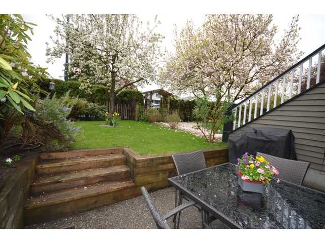 Photo 10: 2089 BAYSWATER Street in Vancouver: Kitsilano Townhouse for sale (Vancouver West)  : MLS(r) # V946811