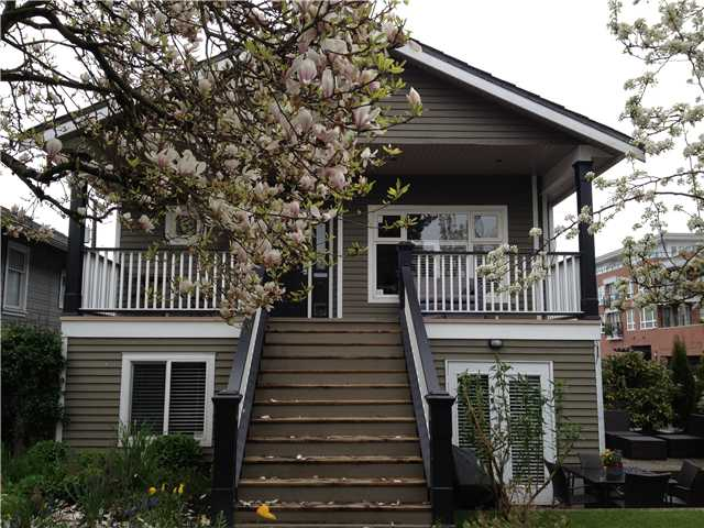 Photo 9: 2089 BAYSWATER Street in Vancouver: Kitsilano Townhouse for sale (Vancouver West)  : MLS(r) # V946811