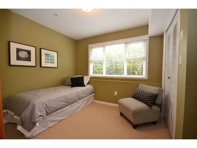 Photo 7: 2089 BAYSWATER Street in Vancouver: Kitsilano Townhouse for sale (Vancouver West)  : MLS(r) # V946811