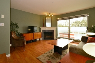 Main Photo: # 204 431 E 44TH AV in Vancouver: Fraser VE Condo for sale (Vancouver East)  : MLS®# V970444